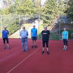 TSV Heining-Neustift – Mitlieder legen Sportabzeichen ab