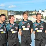 Borussia Dortmund mit Ex-Fortunen Nagy in Passau
