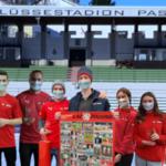 LAC Passau ehrt erfolgreiche Sportler*innen
